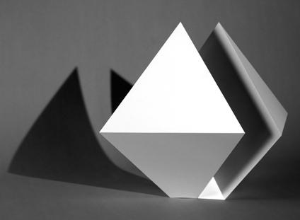 pyramide bis oktaeder ren vogelsinger. Black Bedroom Furniture Sets. Home Design Ideas